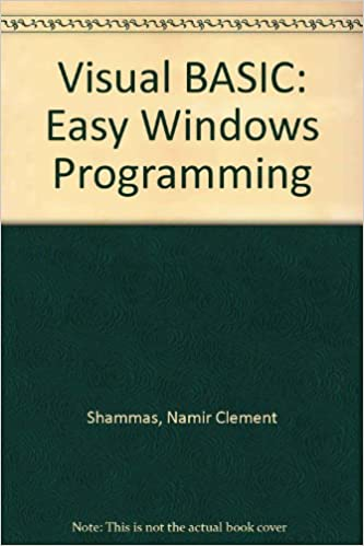 Download free visual basic programming ebook
