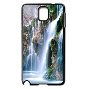LZHCASE Diy Case Waterfall For samsung galaxy note 3 N9000 [Pattern-1]