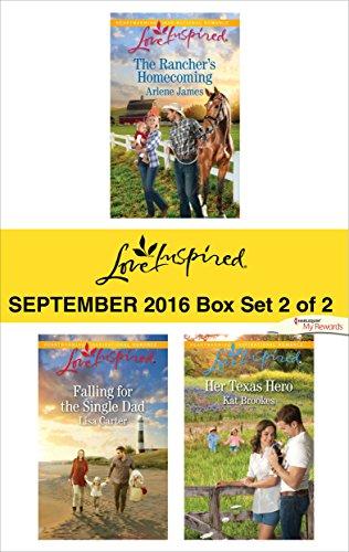 book cover of Harlequin Love Inspired September 2016 - Box Set 2 of 2