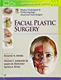 img - for Master Techniques in Otolaryngology - Head and Neck Surgery: Facial Plastic Surgery (Master Techniques in Otolaryngology Surgery) book / textbook / text book