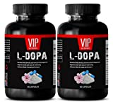 female sex drive booster natural - L-DOPA 350 mg - ENHANCE LIBIDO AND SEXUAL PERFORMANCE - dopabean - 2 Bottles (120 Capsules)