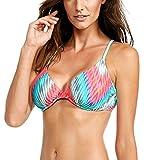 Body Glove Union Solo Bikini Top,D Cup,Seafoam
