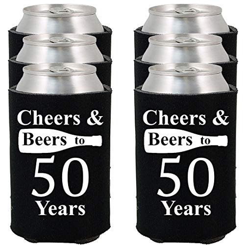 Shop4Ever Cheers & Beers to 50 Years Can