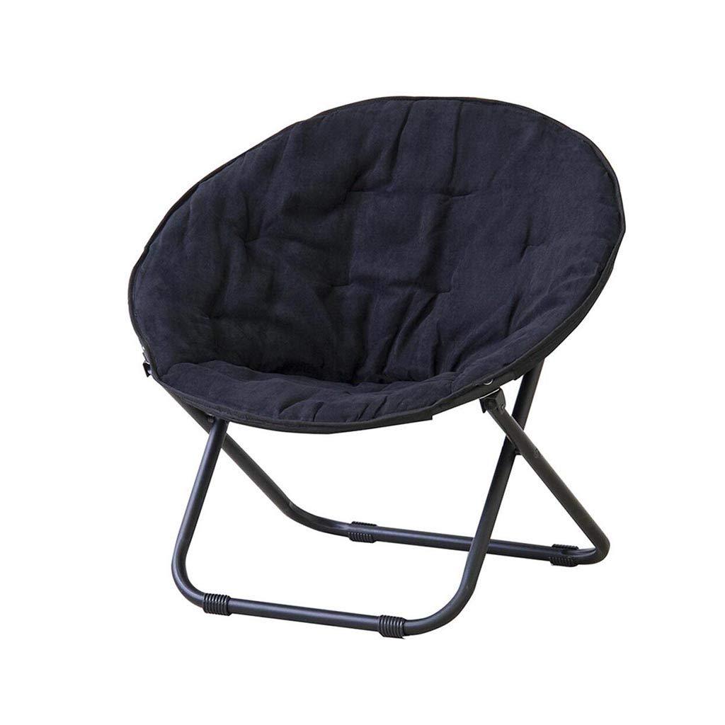 QZ HOME Stühle, Moderner Minimalismus Weich Und Bequem Stoff + Baumwolle Zwei Farben Folding Tragbarer Freizeit Sonnenstuhl