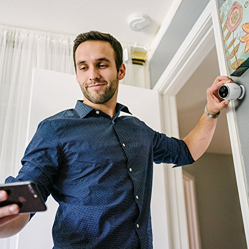 EZVIZ Mini Trooper Wire-Free Indoor / Outdoor Security Camera System with 8GB MicroSD Card, Works with Alexa by EZVIZ (Image #10)