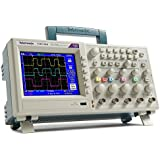 Tektronix Digital Oscilloscope, 16 Built-in Measurements + FFT, 5-year warranty