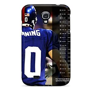 MansourMurray Samsung Galaxy S4 Best Hard Cell-phone Case Support Personal Customs Colorful New York Giants Image [FFd2608fZfh]