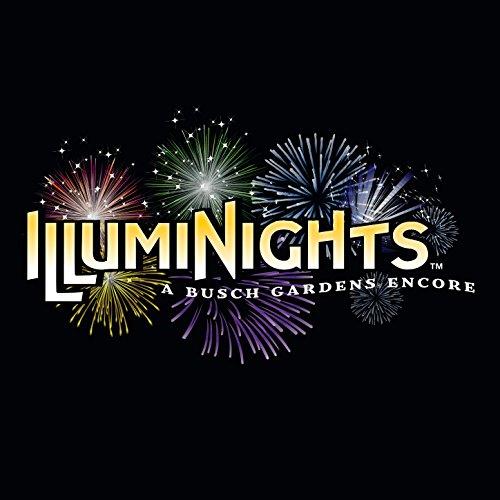 Busch Gardens Lights