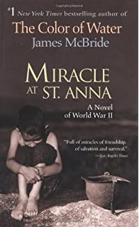 miracle at st anna - Color Of Water Book
