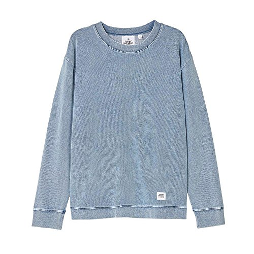 Denim Blue Felpa Monday Stone s Uomo 403903 Victory Cheap Sweat vUxwzq8Sv
