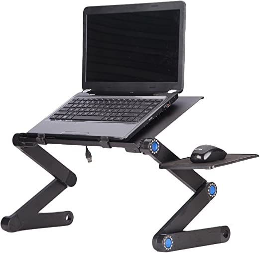kuuboo plegable para ordenador portátil soporte de mesa escritorio ...