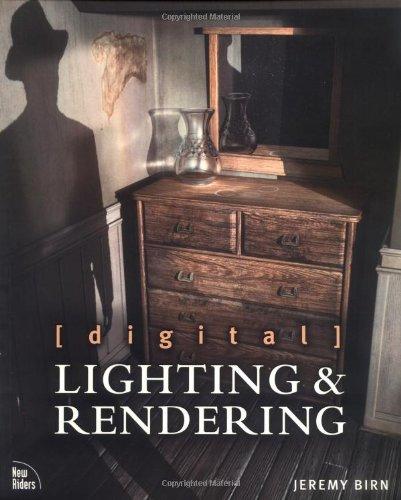 Digital Lighting & Rendering (Turquoise Lighting)