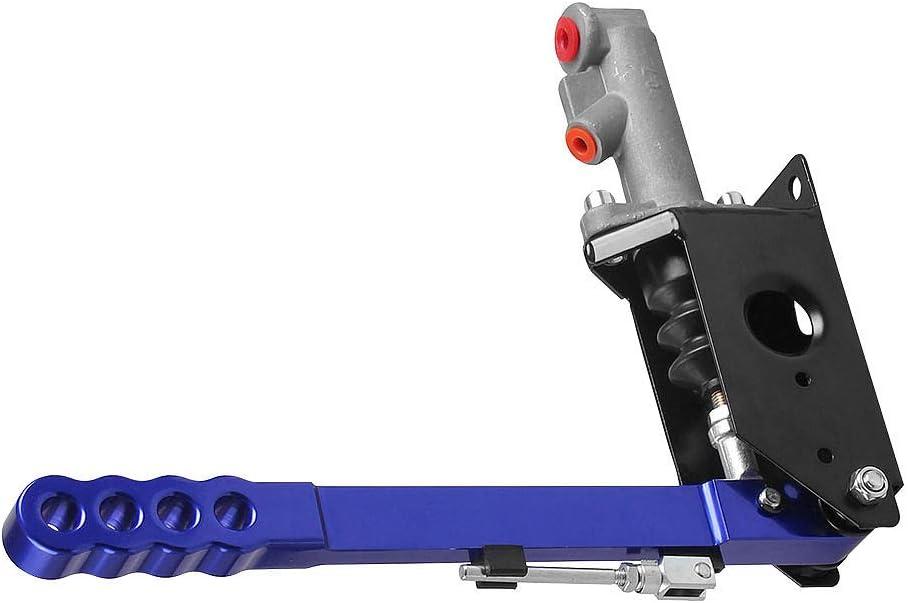 Monland Frein /à Main Hydraulique de D/érive Hydraulique Universel avec D/érive Ma?tre-Cylindre Bleu