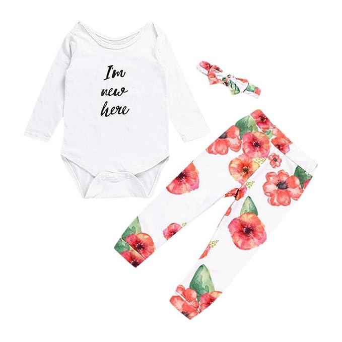 Amazon.com: Lanhui _ 3 piezas Sunny Juego de niñas letra ...