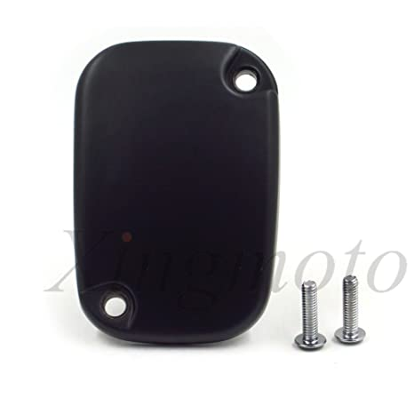 Amazon.com: NBX- Front Left Clutch Master Cylinder Cover Fit 2017-2018 Touring Street Glide Black: Automotive
