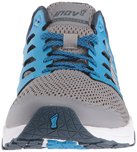 Black Men's 215 8 Trainer 7 Blue UK Navy Cross All inov Train M Grey C8ax68q5
