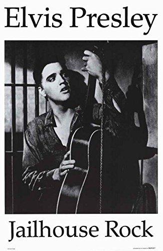 Jailhouse Rock Poster Movie C 11x17 Elvis Presley Judy Tyler Vaughn Taylor Dean Jones