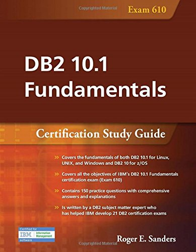 DB2 10.1 Fundamentals