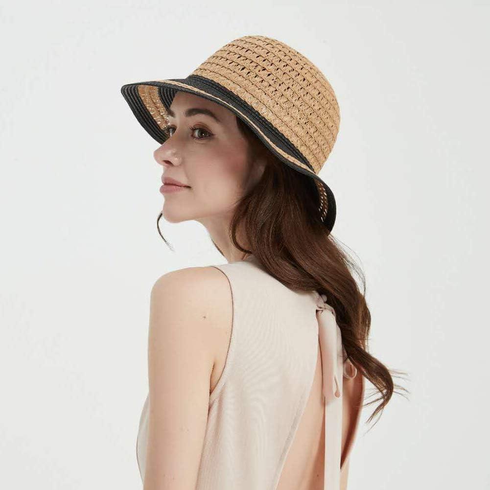 AHAHA Sonnenhut Damen Faltbar Hut Damen Sommer