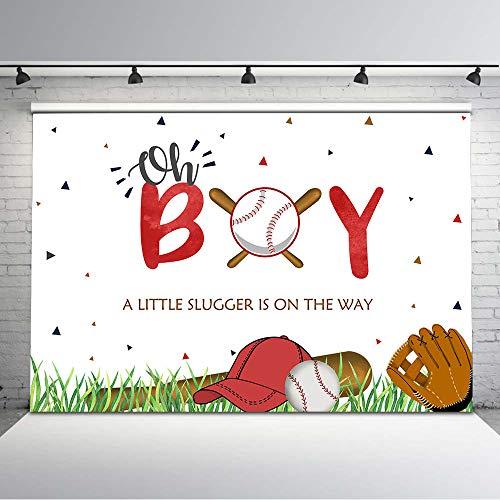 - Mocsicka Baseball Baby Shower Backdrop Sports Baby Shower Baseball Vinyl Background 7x5ft Diaper Raffle Boy Baby Shower Backdrops Busy Bee's Happenings