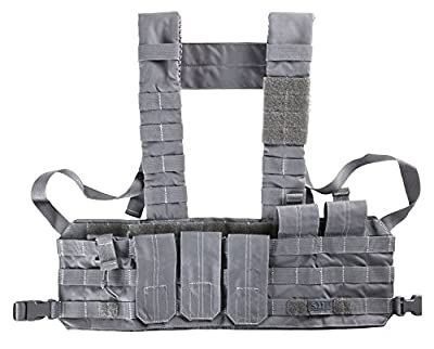 5.11 Tactical Tactec Chest Rig, Storm