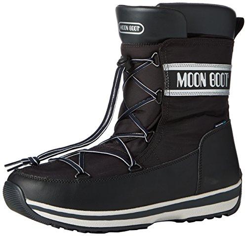 Moon Boot Mb Lem, Stivaletti, Uomo Nero