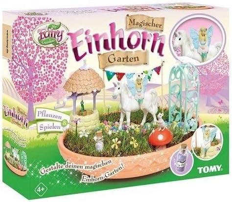 My Fairy Garden E72777DE Magischer Einhorn Garten (mit Samen)