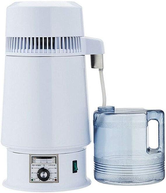 BaiGe destilador de agua, destilador de agua pura, purificador de ...