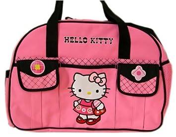 2f135bbf1098 Amazon.com   Sanrio Hello Kitty Diaper Bag   Baby Tote bag (pink)   Baby