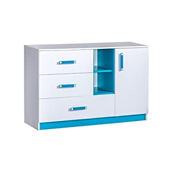 Kommode Trafiko Schrank Highboard Sideboard Jugendzimmer