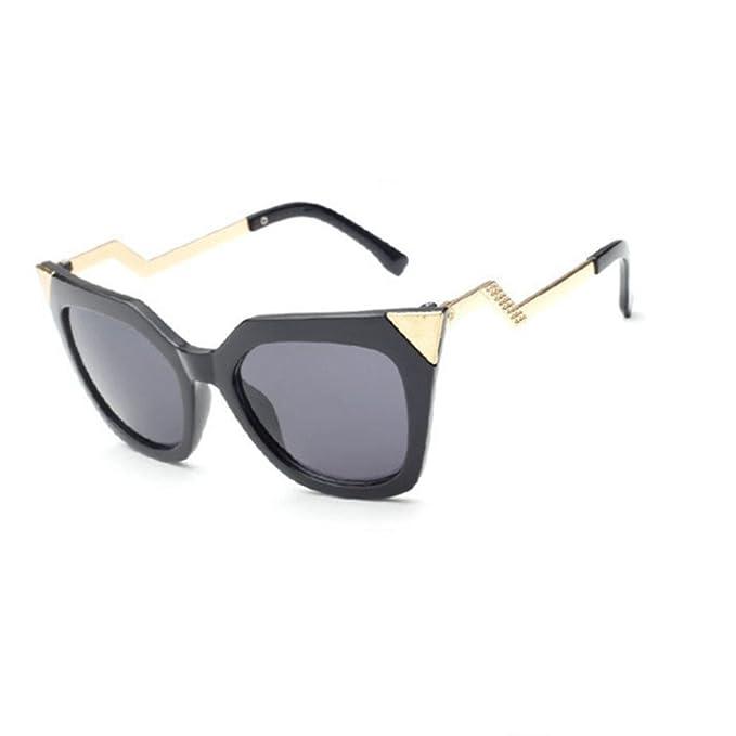 Aoligei Sonne Sterne Spiegel europäischer und amerikanischer Metall Textur Sonnenbrille Sonnenbrille shing gvEDitM