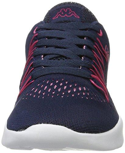 Unisex-Erwachsene Nexus Sneaker, Blau (6722 Navy/Pink), 40 EU Kappa