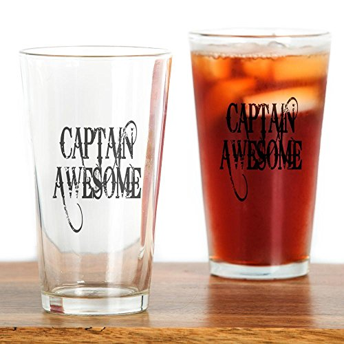 cafepress-captain-awesome-drinking-glass-pint-glass-16-oz-drinking-glass