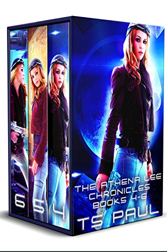 Chronicles of Athena Lee  Book 2