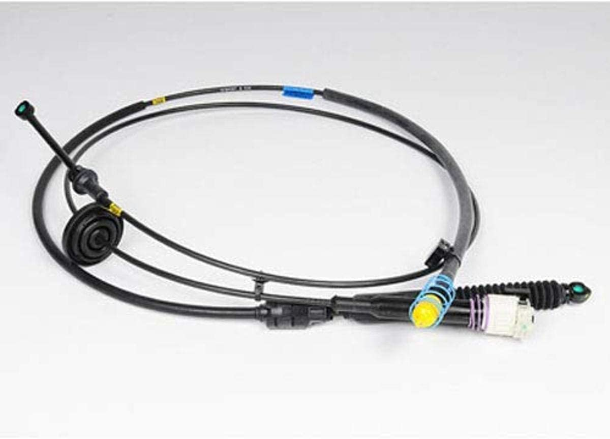 ACDelco 88967320 GM Original Equipment Automatic Transmission Range Select Lever Kit with Both Cables