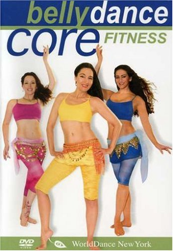Bellydance Core Fitness Ayshe instruction product image