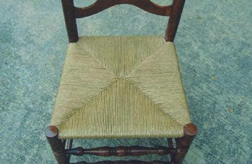 Cordón para reparación de sillas de enea 4,5 mm. rollo de 1 Kg (2 ...