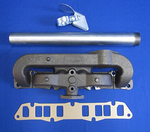 Fits Sa-200 F162 F163 Intake & Exhaust Manifold Kit for sale  Delivered anywhere in USA