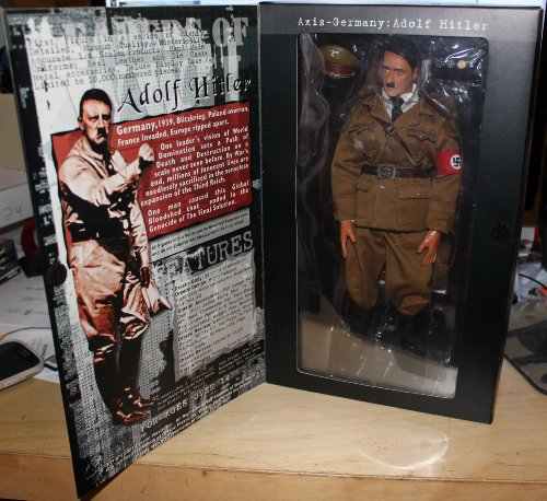 Hitler Costume (Leaders of WWII - 1/6 Scale Adolph Hitler Action Figure (Museum)