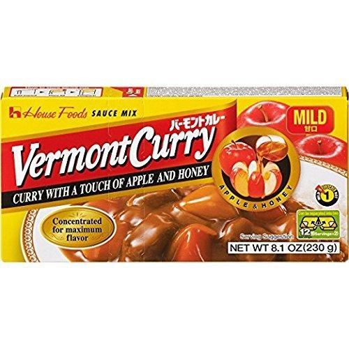 Vermont Curry Mild 8.11 oz -
