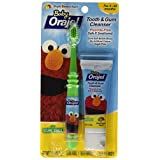 Orajel Baby Tooth and Gum Cleanser, Apple Banana 1 Oz