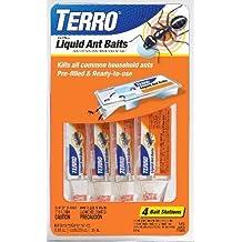 Terro 324 Ant Killer Ii Liquid Ant Baits, Pack of 4 …