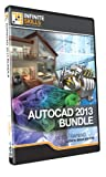 Discounted - AutoCAD 2013 Bundle Training DVD - 30+ Hours of Videos