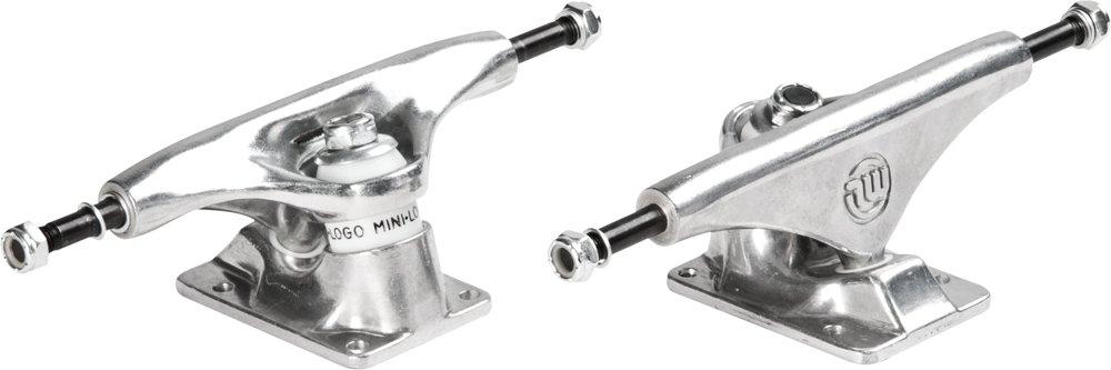 Mini Logo Trucks 8.38, Silber, 20 x 7.5 x 7, 121118 TTCML8382