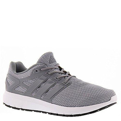 adidas Men's Energy Cloud WTC m Running Shoe, Grey/Tech Grey/Clear/Grey, 10.5 M US by adidas