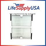 5 Pack Idylis HEPA Replacement Filter IAF-H-100B by Vacuum Savings