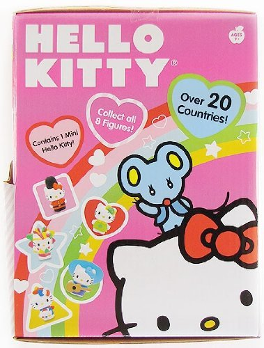 2010 Upper Deck Hello Kitty World Adventures Collectipak