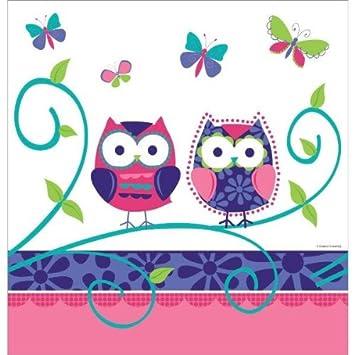 1 Mantel * * Búhos para fiestas y cumpleaños//Búho Owl ...