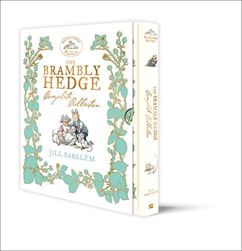 Brambley Hedge - The Brambly Hedge Complete Collection