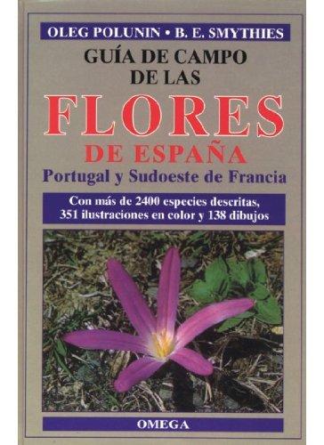 Descargar Libro Guia Campo De Flores De España Polunin. Oleg